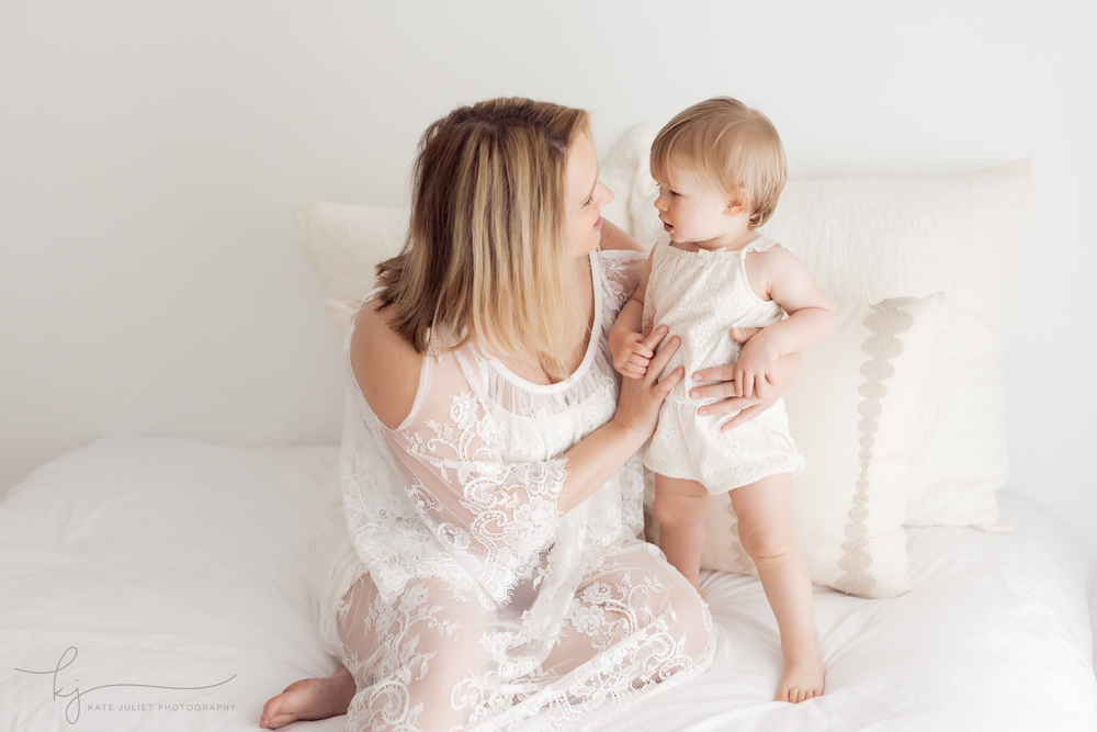 Springfield VA Baby Photographer | Kate Juliet Photography