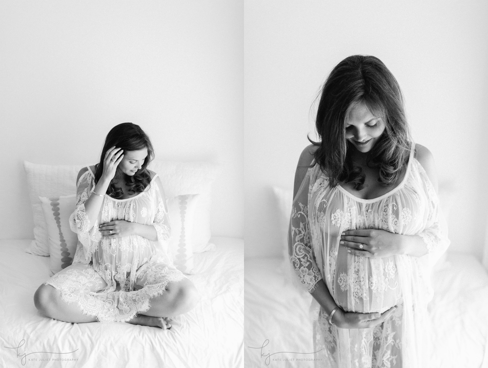 Arlington VA Maternity Photographer | Kate Juliet Photography