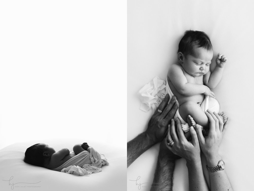 Fairfax va newborn baby photographer kate juliet photography