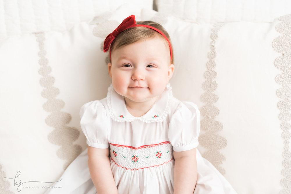 washington dc first year baby photographer