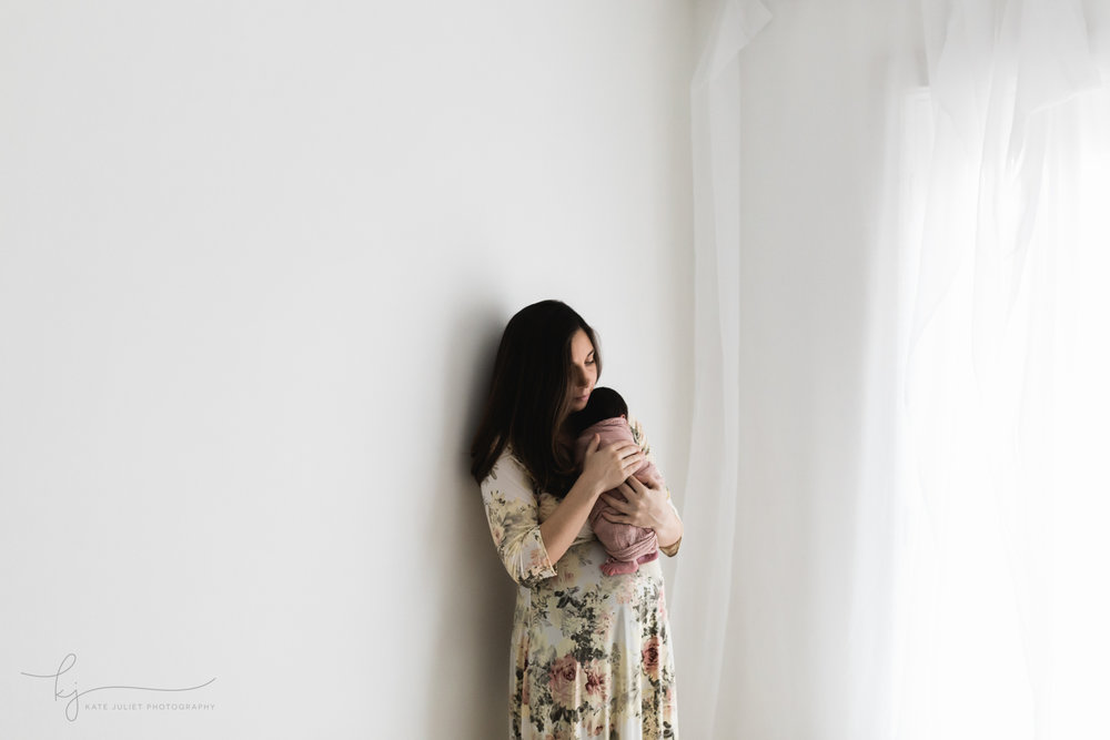 Washington DC Newborn Baby Photographer | Kate Juliet Photography