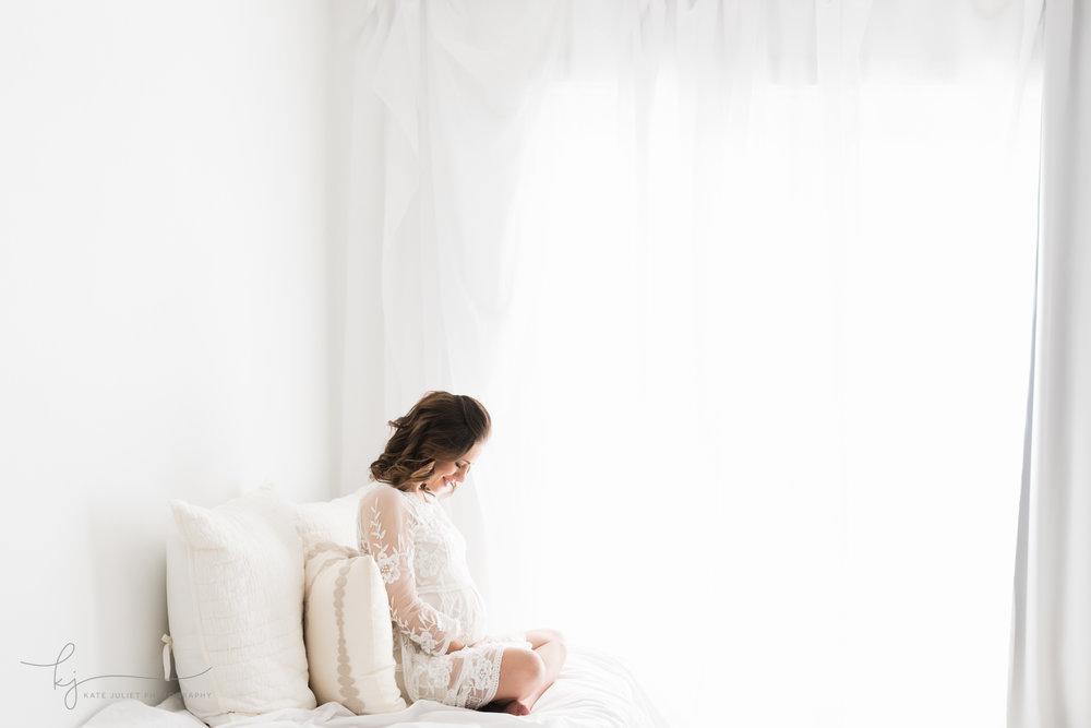 Alexandria VA Maternity Photographer | Kate Juliet Photography