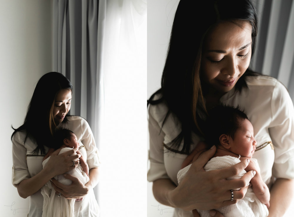 Loudoun County Newborn Baby Photographer | Kate Juliet Photography