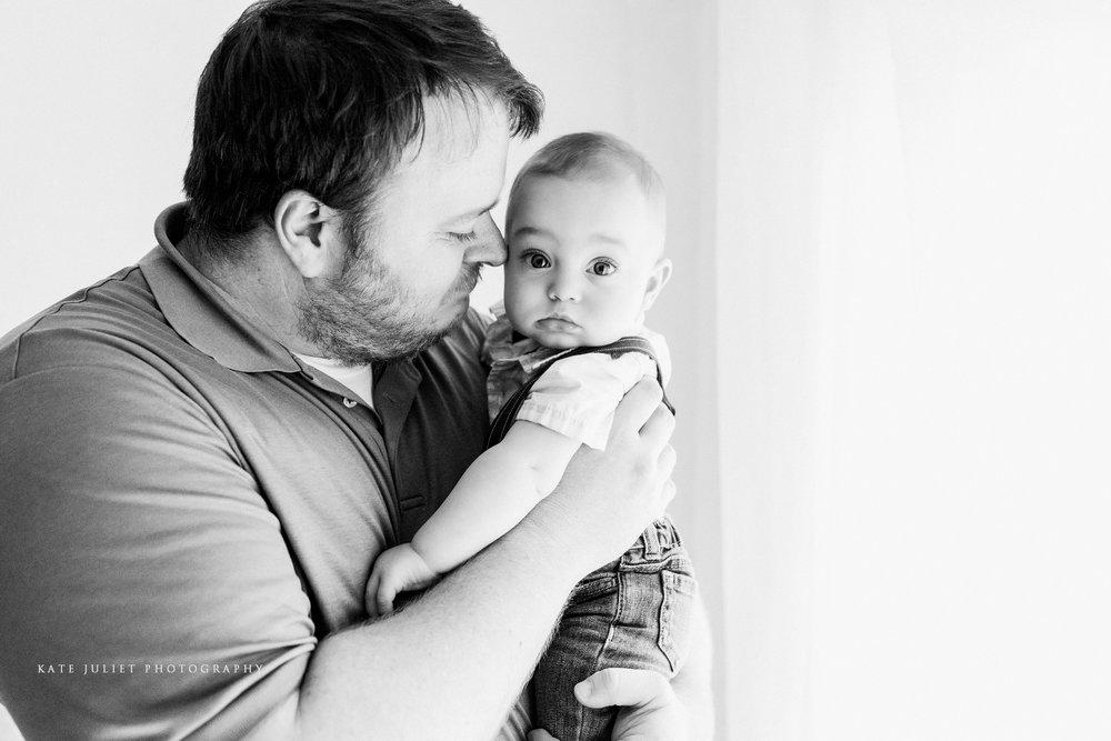 Alexandria VA Baby Photographer | Kate Juliet Photography