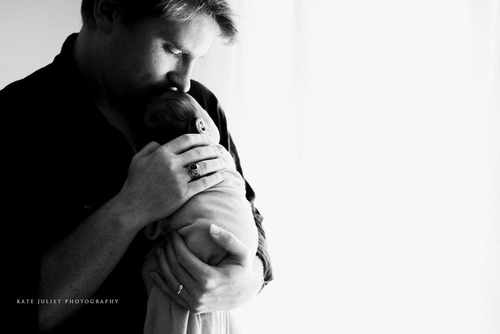 Washington DC Newborn Baby Photographer | Kate Juliet Photography