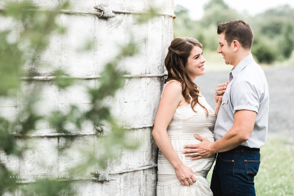 Northern VA Maternity Photographer | Kate Juliet Photography