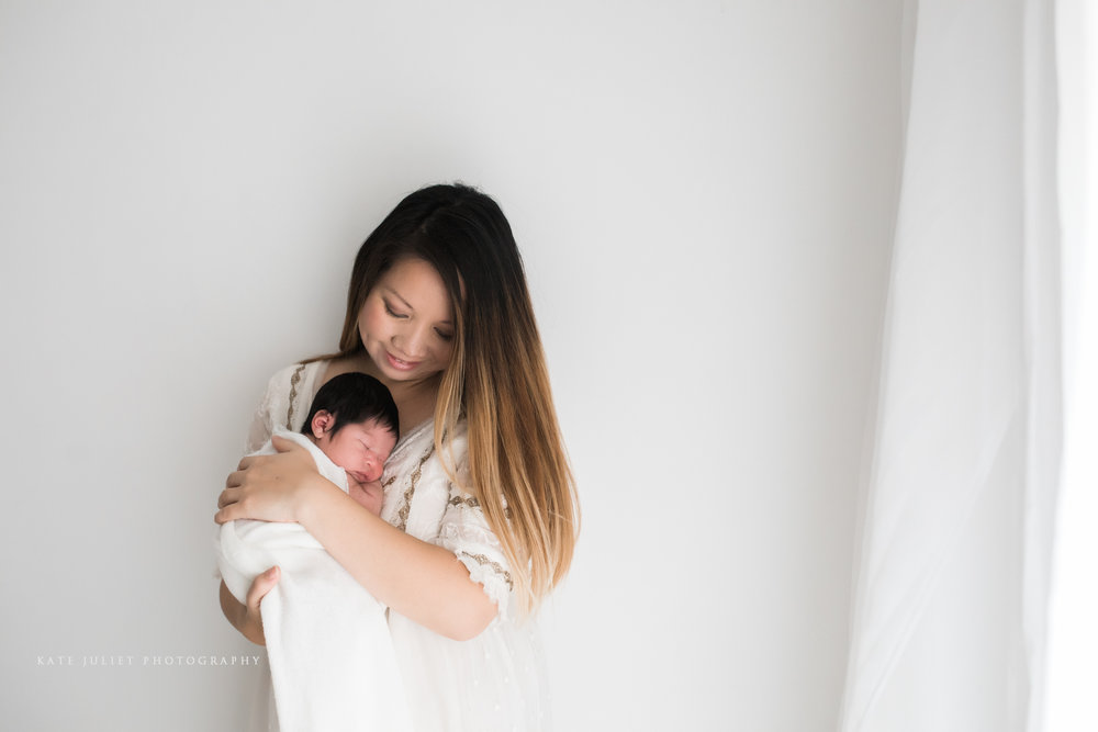 Herndon VA Newborn Photographer | Kate Juliet Photography