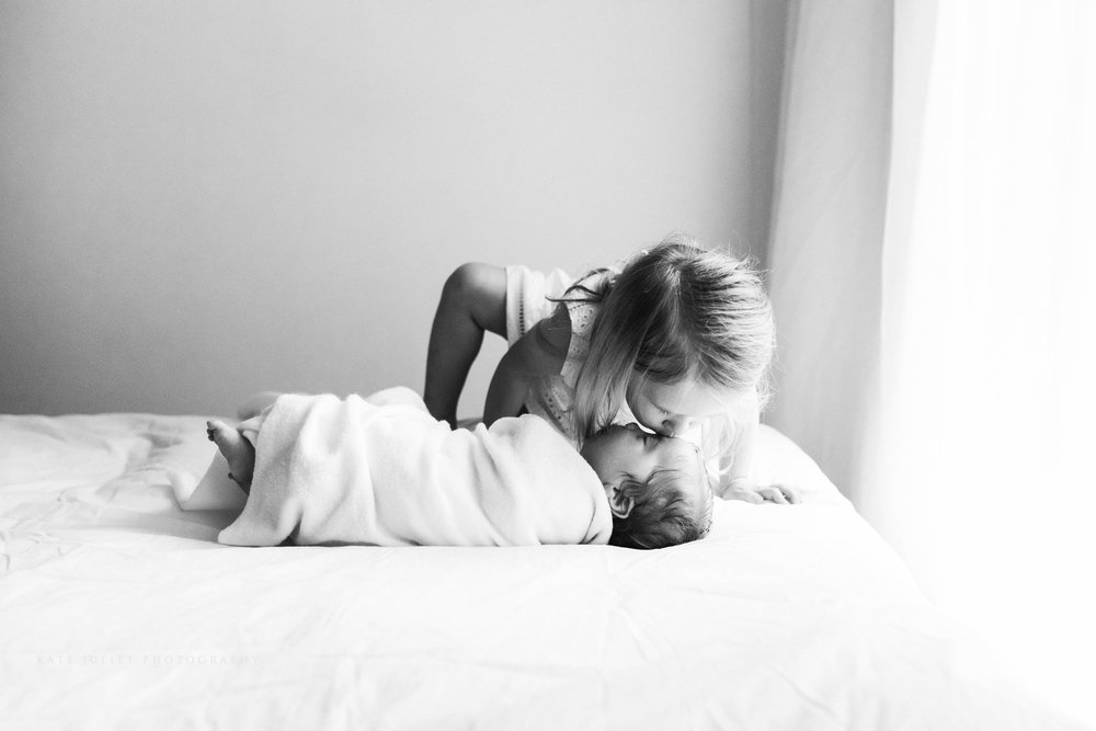 Fairfax County Newborn Baby Boy Photographer | Kate Juliet Photography