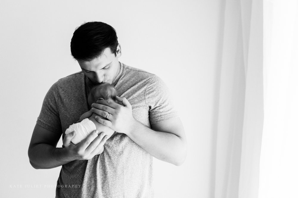 Northern VA Newborn Photographer | Kate Juliet Photography