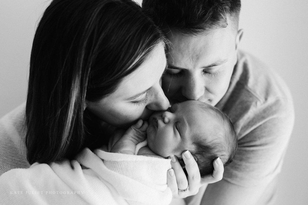 Arlington VA Newborn Photographer | Kate Juliet Photography