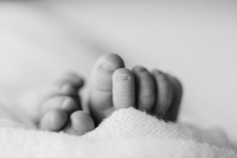 Alexandria VA Newborn Photographer | Kate Juliet Photography
