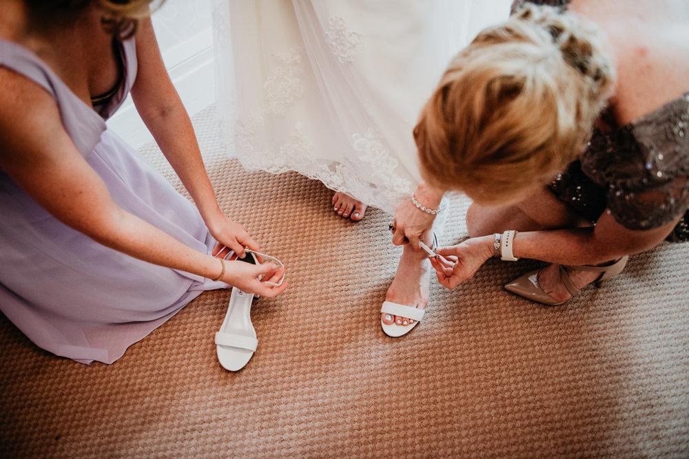 Elegant Charlottesville Wedding