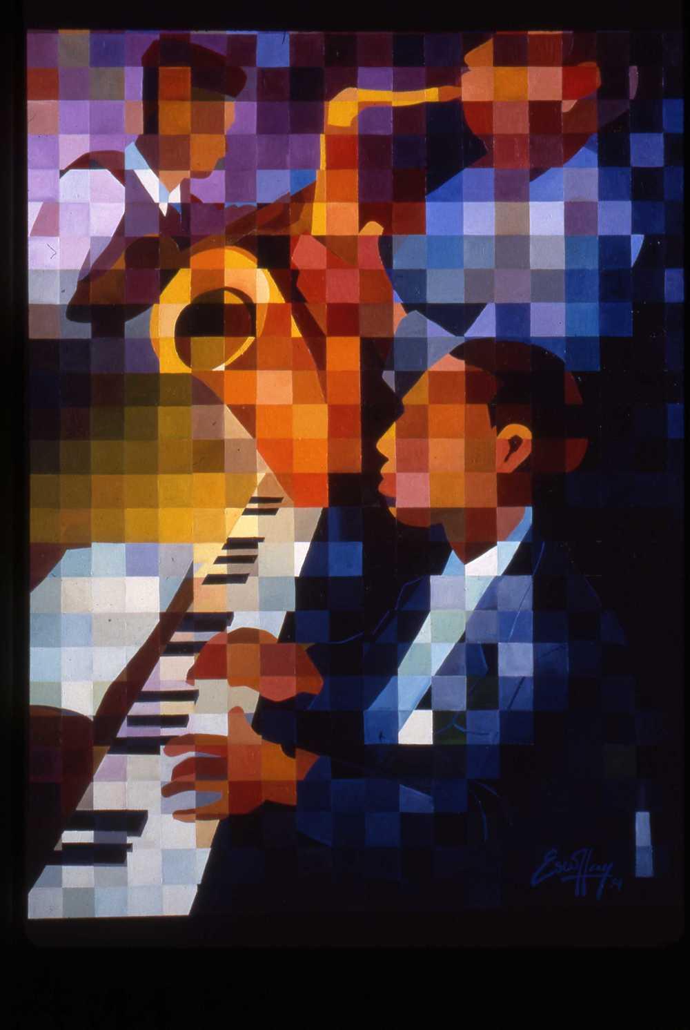 Escoffery , jammin 1994 [oil on canvas].jpg