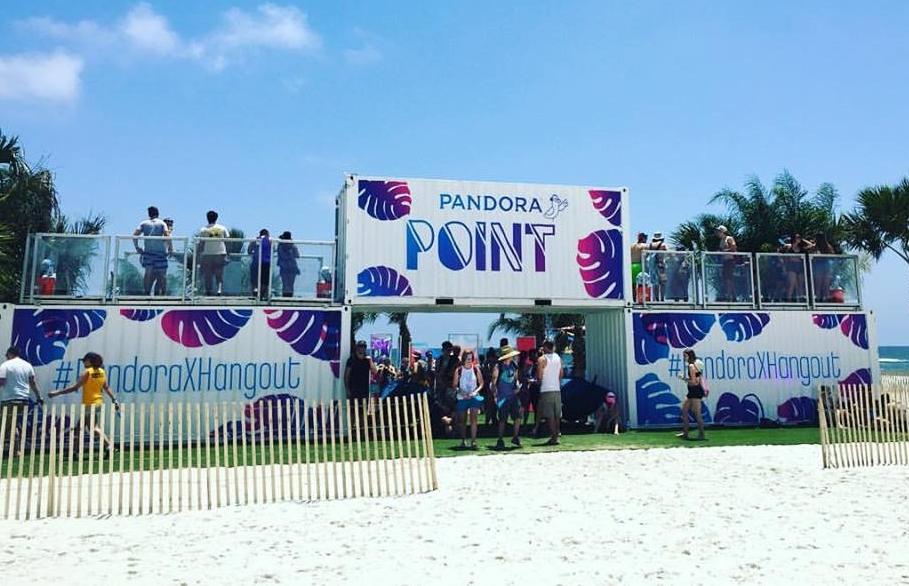 Pandora Point Hangout Fest