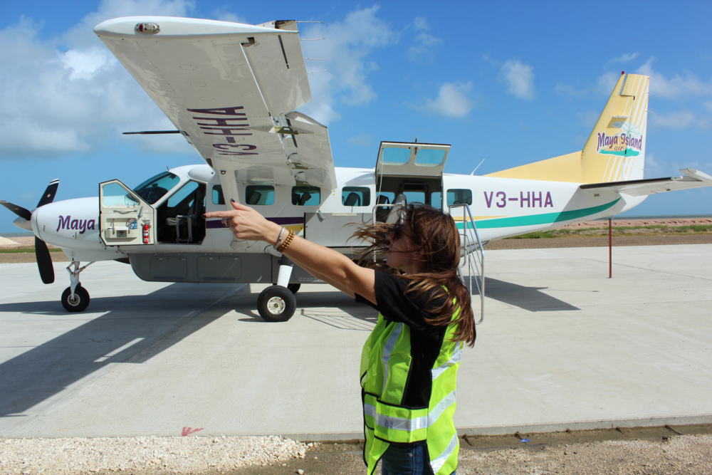 The Quickest Way Around Belize