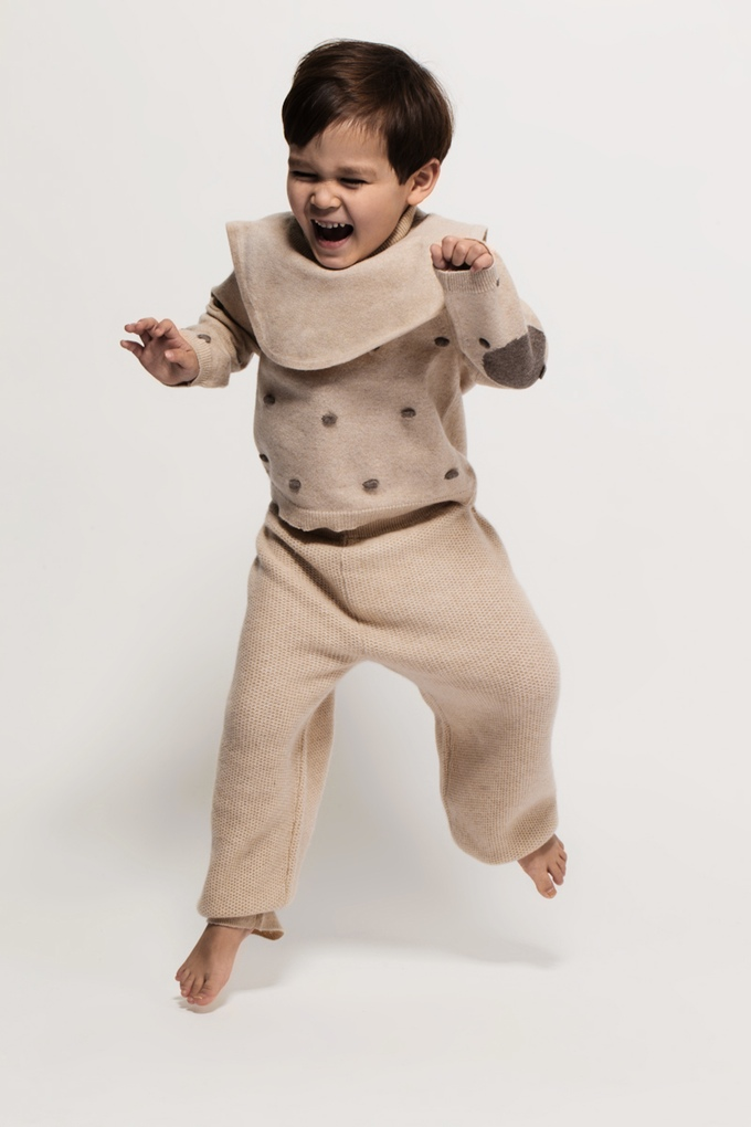 Ayo Oslo Cashmere Collection for kids