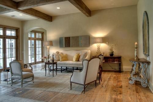 Tracy Design Studio Simplifying The Living Room