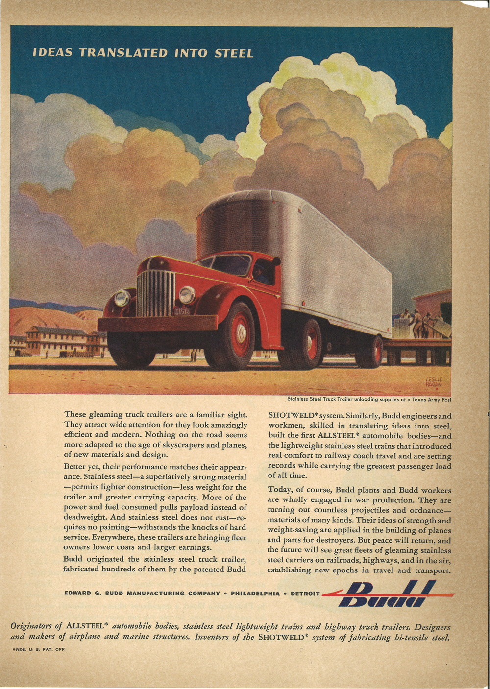 Budd - Red Truck Ideas Translated Into Steel.jpg