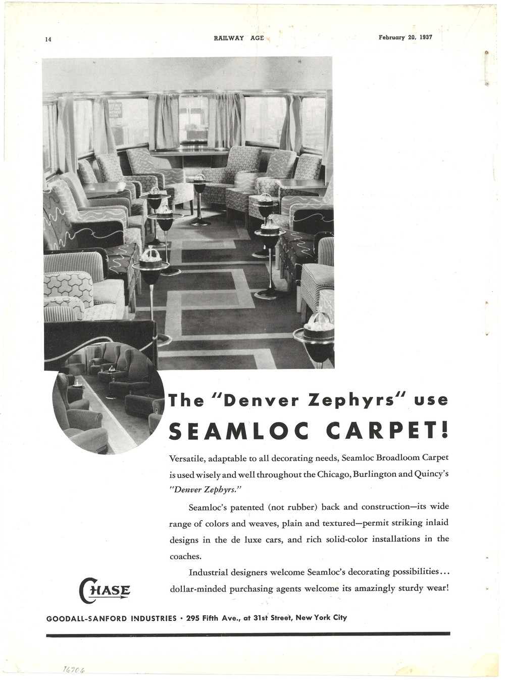 The %22Denver Zephyrs%22 use Seamloc Carpet!.jpg
