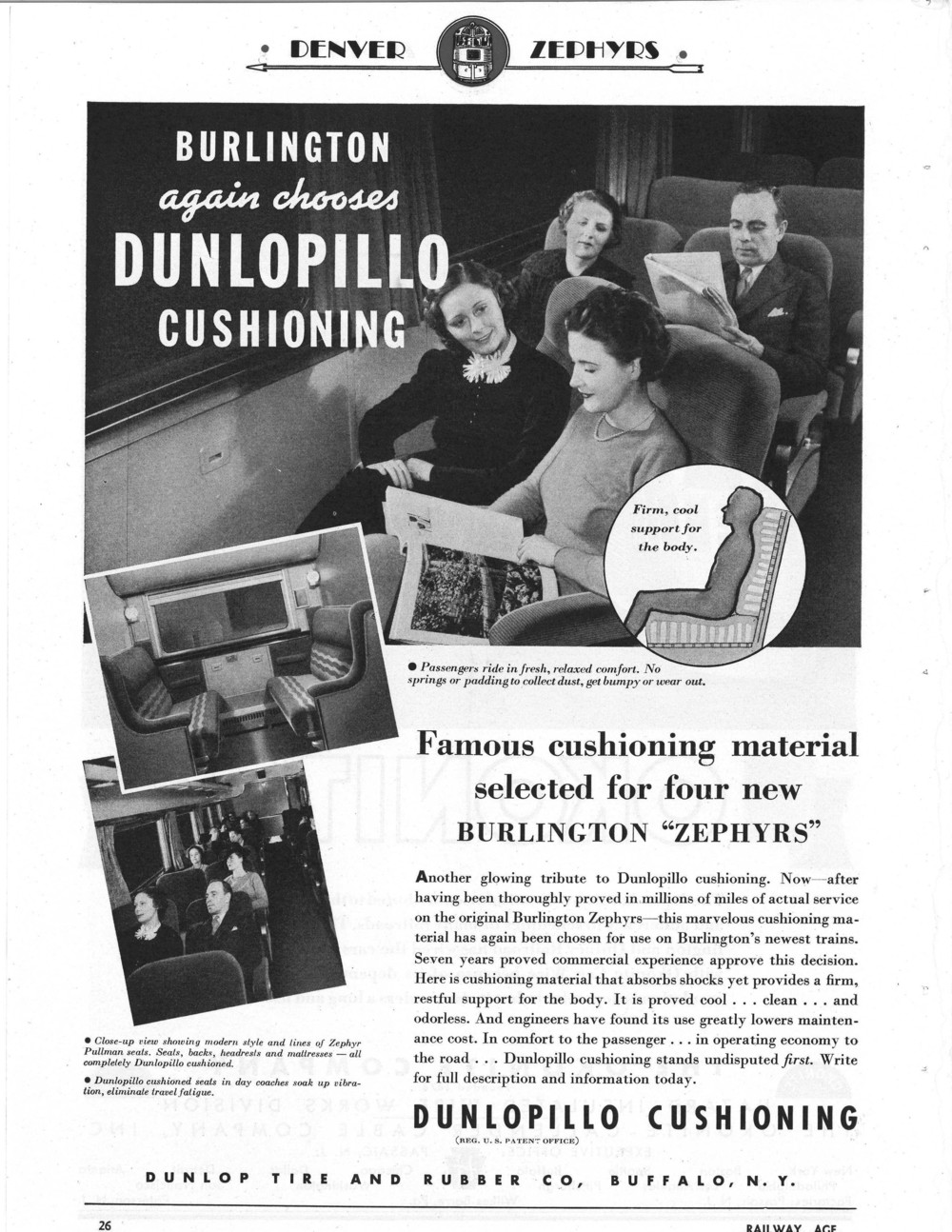 Burlington again chooses Dunlopillo Cushioning.jpg