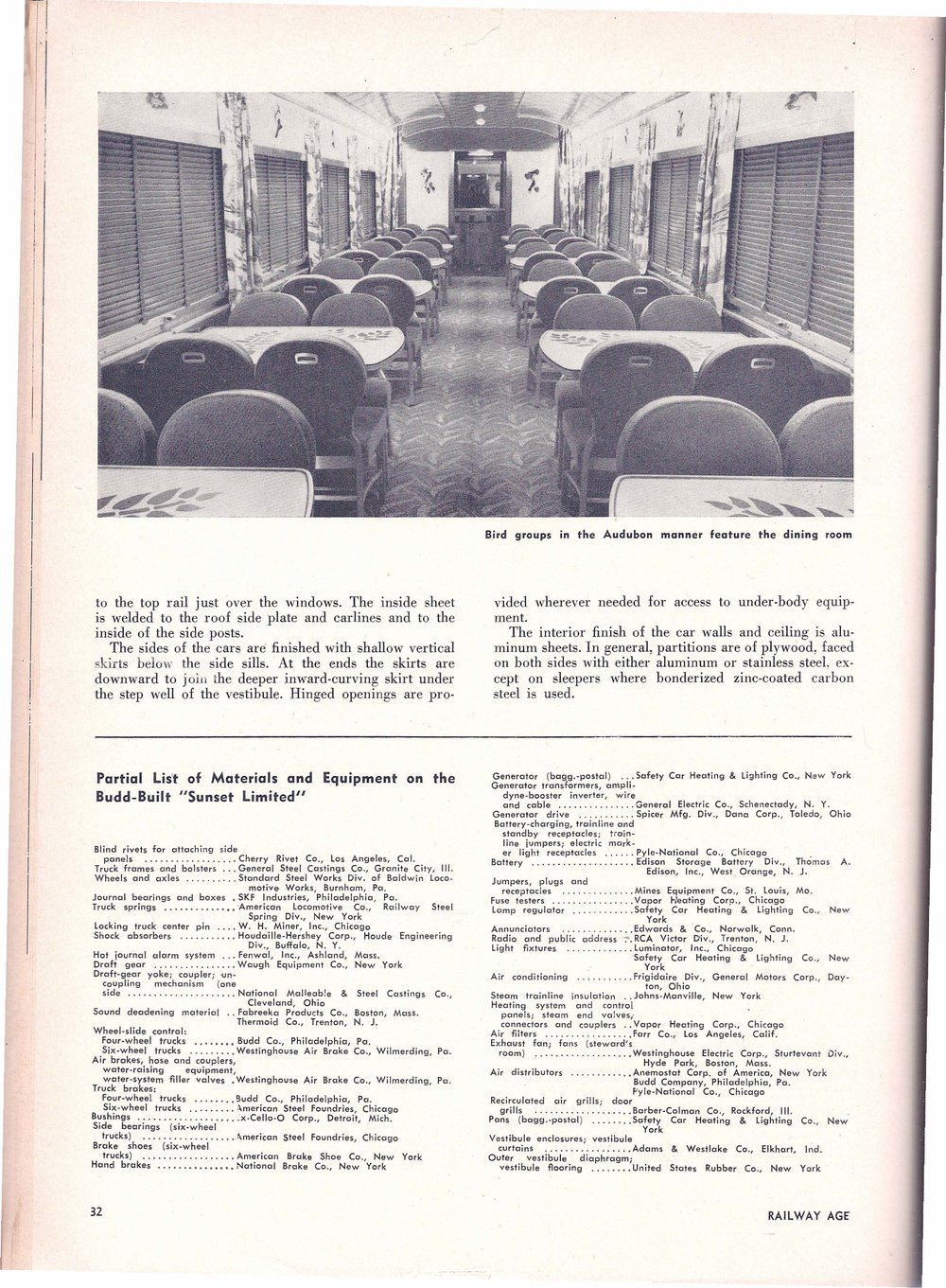 Railroad Publicity — Texas Compound