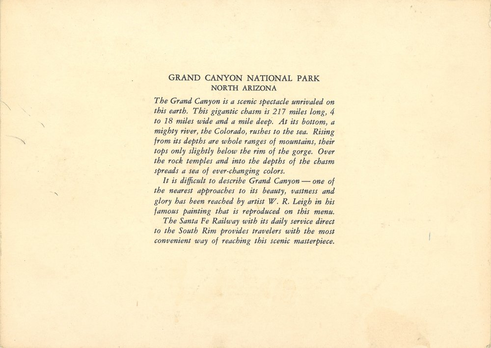 Santa Fe Grand Canyon Dinner Menu 1953-3.jpg