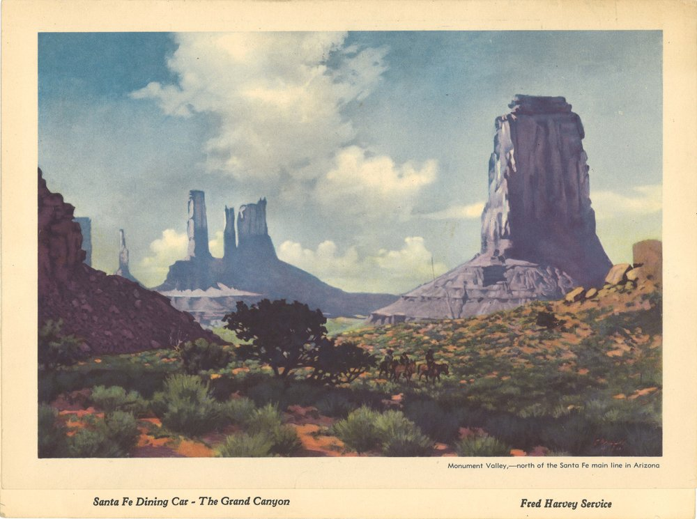 Santa Fe Monument Valley Dinner Menu Sm1a.jpg