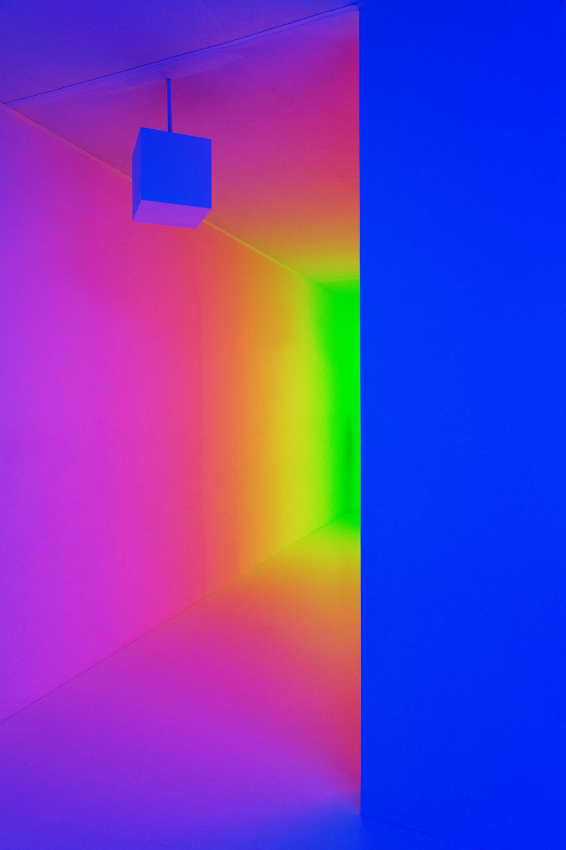 CARLOS CRUZ-DIEZ  | Hayward Gallery 'Light Show'