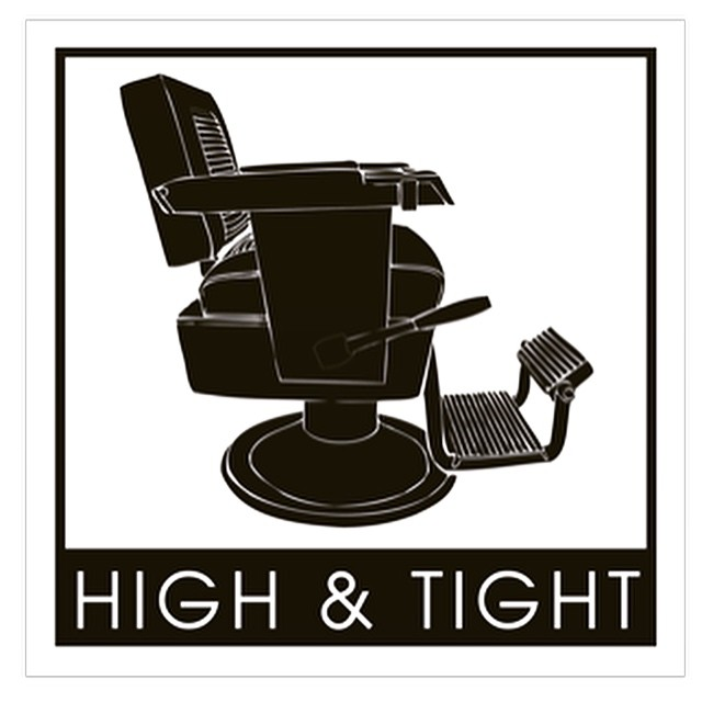 Our new logo making the clean edgy look of our new website. Check it out. Http://www.HighAndTightMaine.com. Shout out to our photographer and designer #photographerpatrickjones Hire Him, he's worth it. http://www.photographerpatrickjones.com #portland #portlandmaine #maine #207 #barber #barbershop #beard #noshave #haircut #headshot #highandtight#boston #yoga #photographer #thewaylifeshouldbe #vacationland #portsmouth