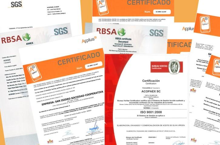 Certificados de análisis - De las muestras analizadas podrán crearse certificados de análisis. Estos se basarán en plantillas que el propio usuario podrá diseñar de forma rápida y sencilla mediante Microsoft Word®