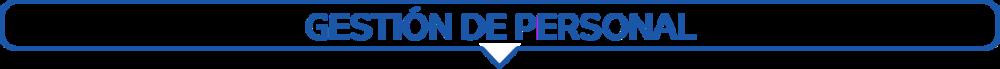 Modulo Gestion de Personal ERP
