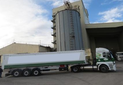 Gestión de órdenes de transporte - Planificación de las órdenes de transporte entre almacenes, que permitirá gestionar la flota de transportes para el traspaso de mercancías entre los almacenes de la empresa.