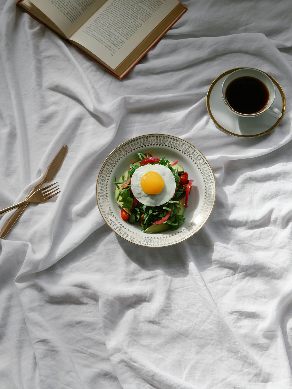 breakfast in bed | jessie webster