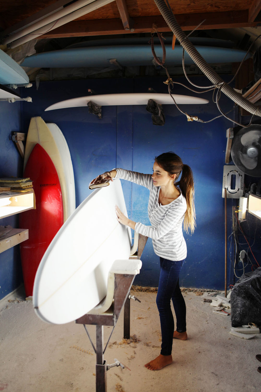 everyday surfboards | jessie webster
