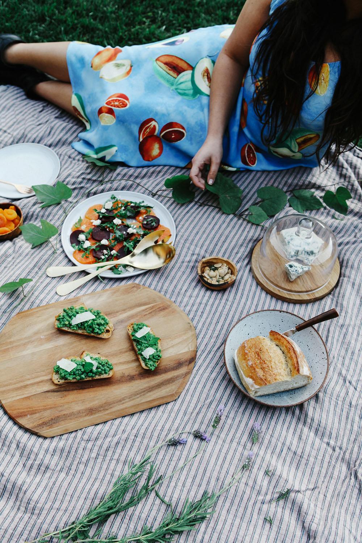 picnic | jessie webster
