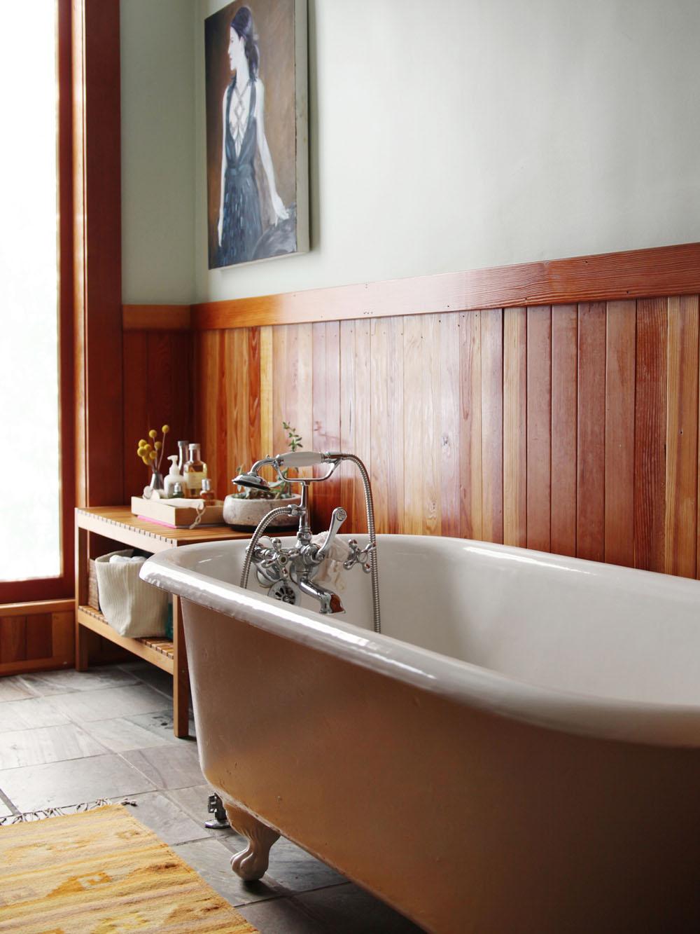 clawfoot tub | jessie webster