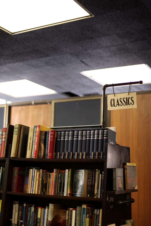 last bookstore | jessie webster