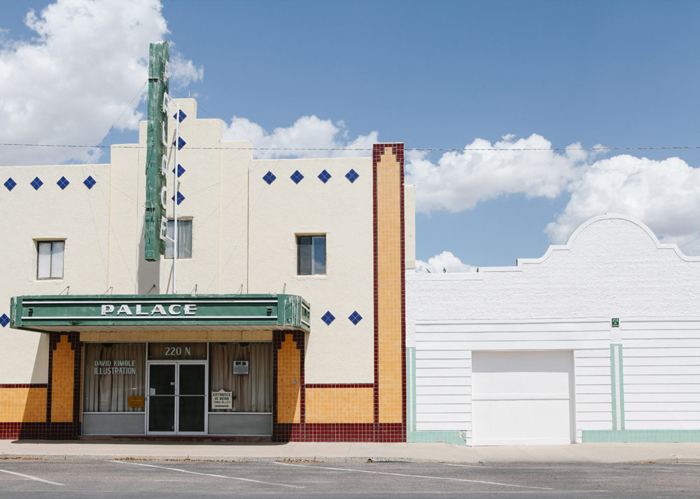 marfa | jessie webster