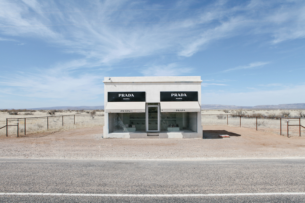 prada marfa | jessie webster