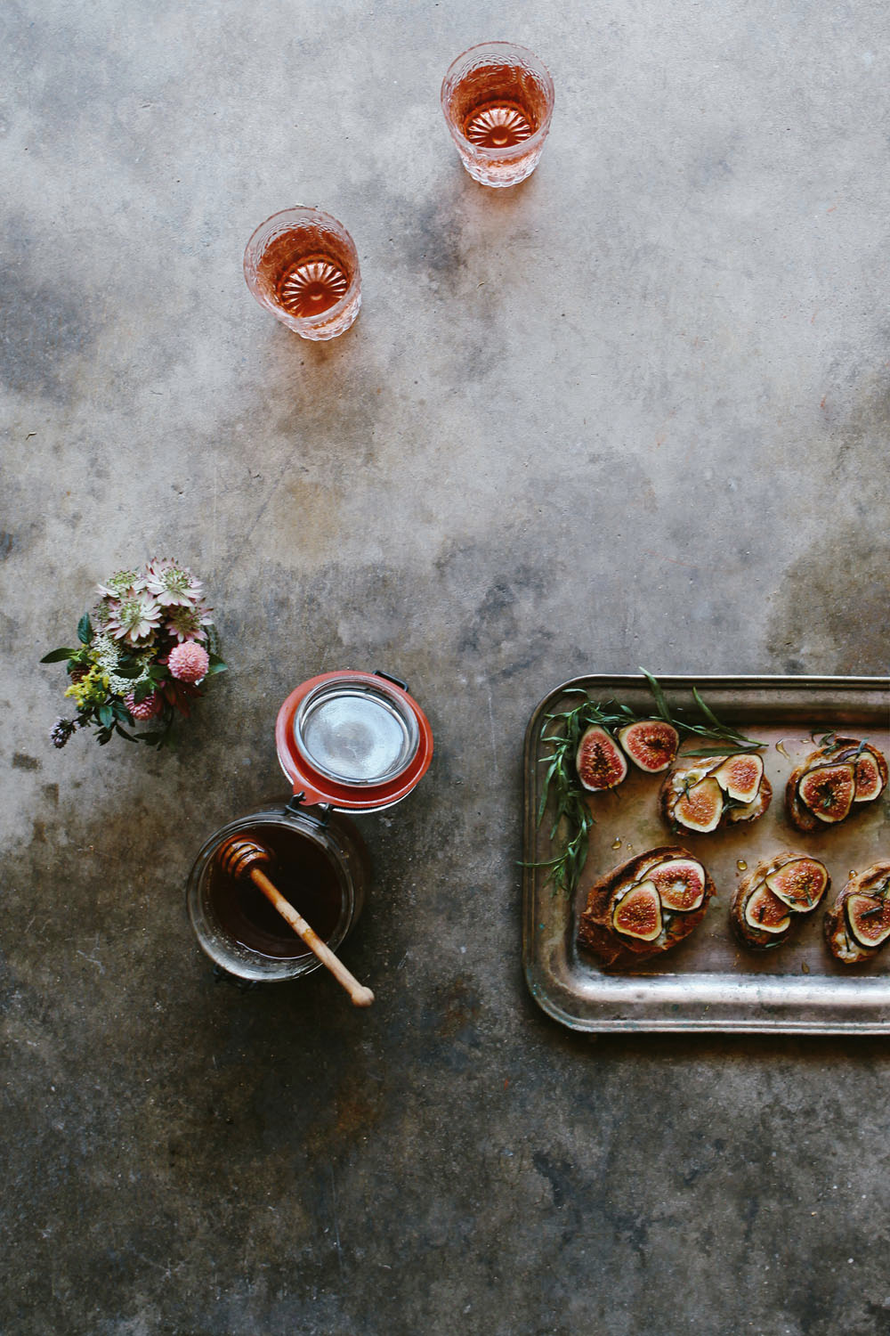 fig crostini | jessie webster