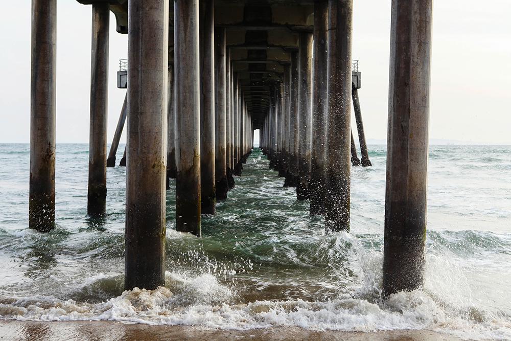 huntington beach pier | jessie webster