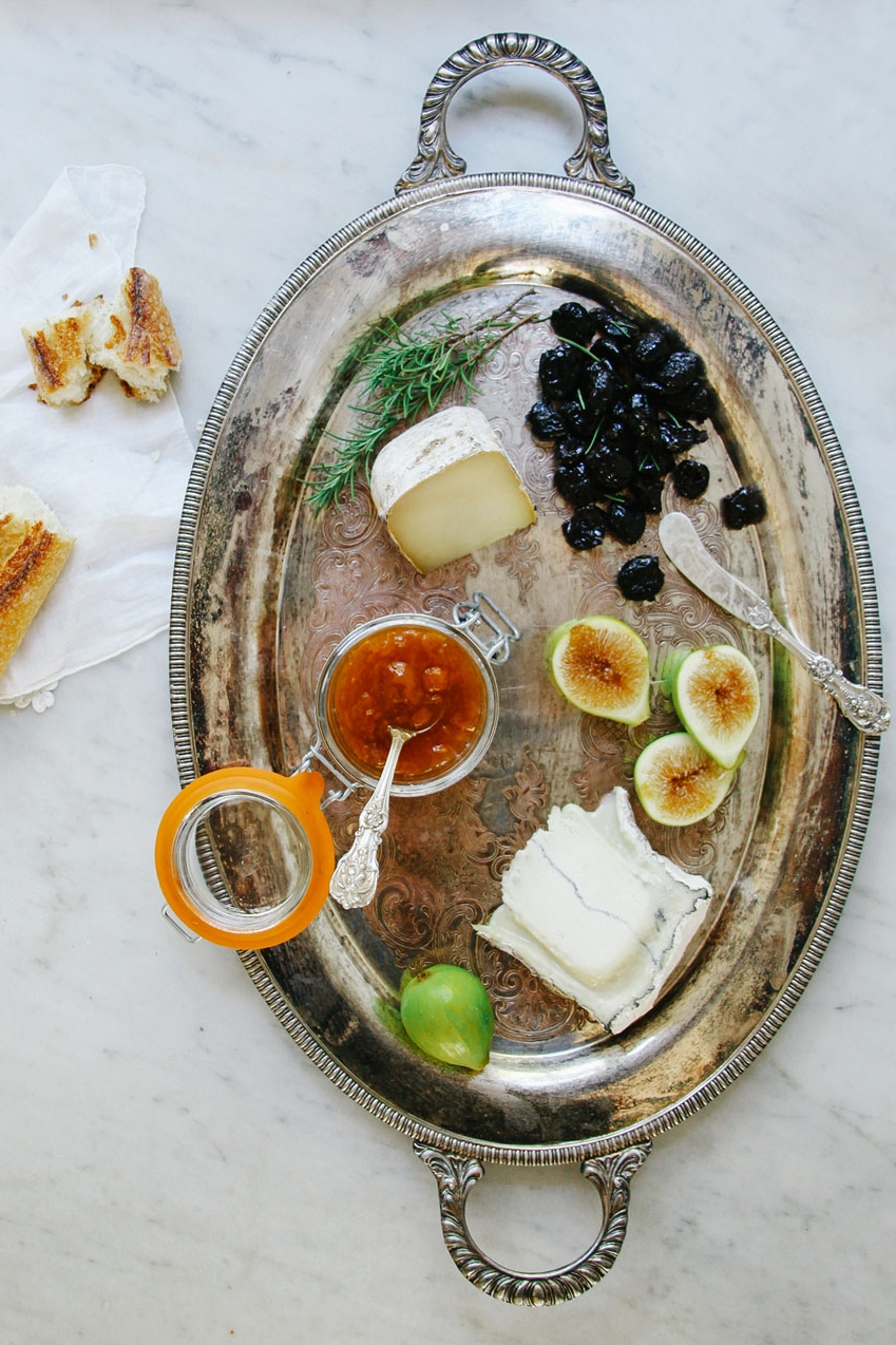 cheese plate | jessie webster