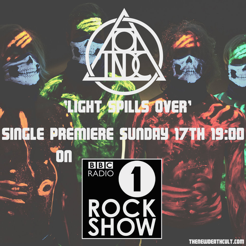 the-new-death-cult-bbc-radio-1-rock-show-daniel-p-carter