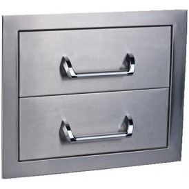 Titan Double Drawer