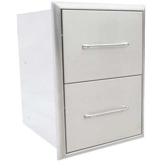 Saber Double Drawer (HWO-SDD) $739