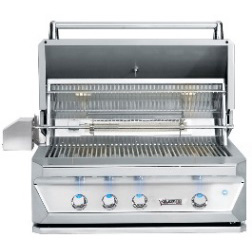 "Twin Eagle 36"" w/ Rotisserie & Sear Zone (TEBQ36RS-B)      $9,609"