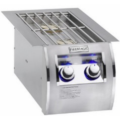 Fire Magic Slide-In Double Burner (32814-1)      $1,779