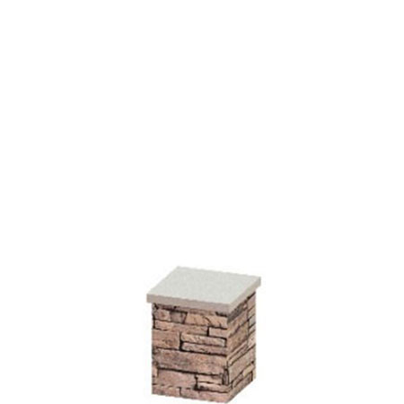 """24"""" Stone Base"""