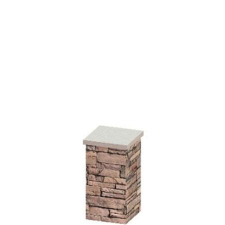 """36"""" Stone Base"""