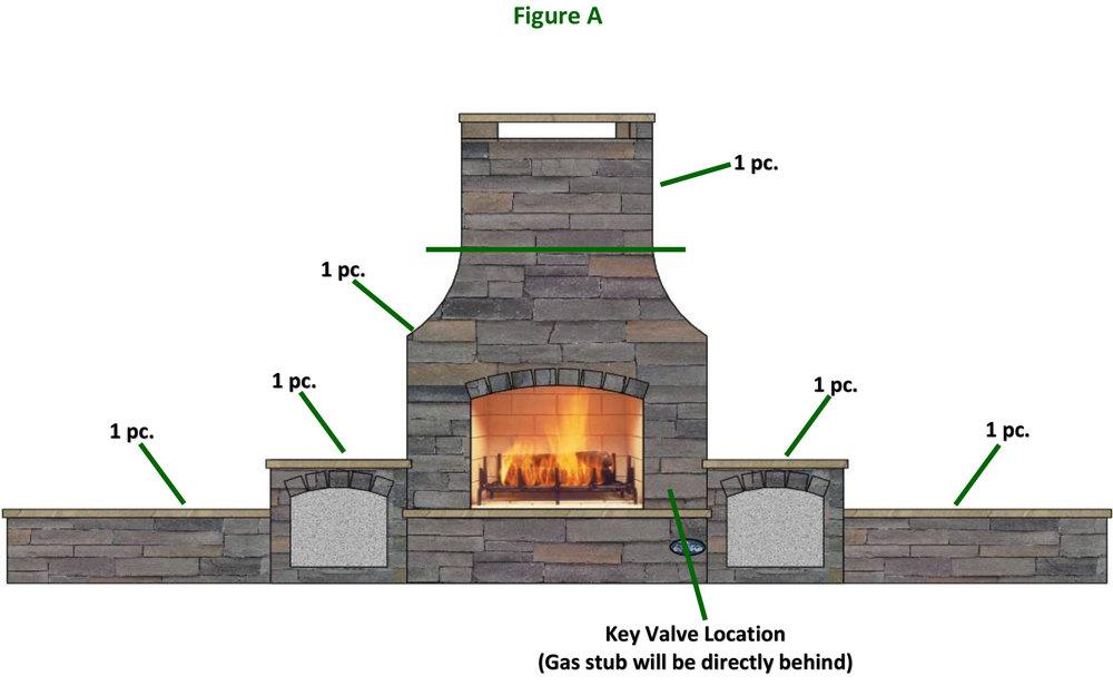 Fireplace Design fireplace gas key : Design Tips — HousewarmingsOutdoor